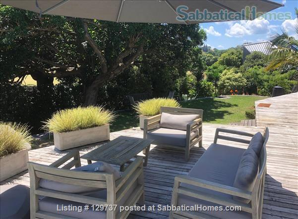 Large family home and garden in central Auckland Home Rental in Auckland, Auckland, New Zealand 0
