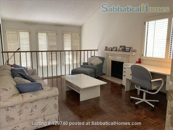 Furnished 2 bedroom townhome in  Silicon Valley by Stanford/UC Berkeley Home Rental in Menlo Park, California, United States 2
