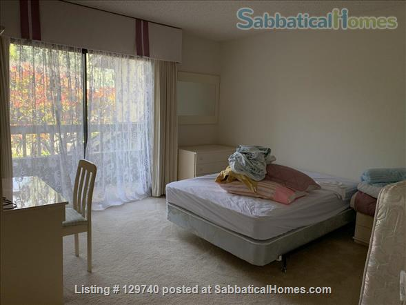 Furnished 2 bedroom townhome in  Silicon Valley by Stanford/UC Berkeley Home Rental in Menlo Park, California, United States 5