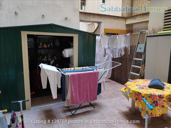 Spacious 3 bedroom apartment with 2 large patios in the center of Barcelona Home Rental in Barcelona, CT, Spain 9