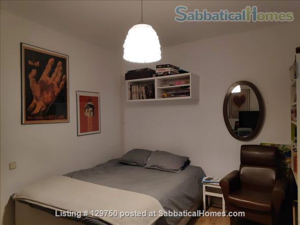 Spacious 3 bedroom apartment with 2 large patios in the center of Barcelona Home Rental in Barcelona, CT, Spain 0
