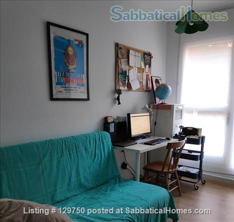 Spacious 3 bedroom apartment with 2 large patios in the center of Barcelona Home Rental in Barcelona, CT, Spain 3