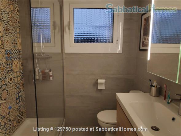 Spacious 3 bedroom apartment with 2 large patios in the center of Barcelona Home Rental in Barcelona, CT, Spain 4