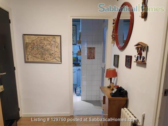 Spacious 3 bedroom apartment with 2 large patios in the center of Barcelona Home Rental in Barcelona, CT, Spain 5