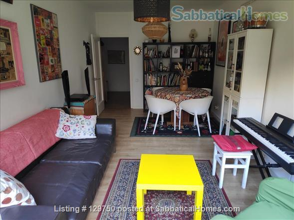 Spacious 3 bedroom apartment with 2 large patios in the center of Barcelona Home Rental in Barcelona, CT, Spain 6