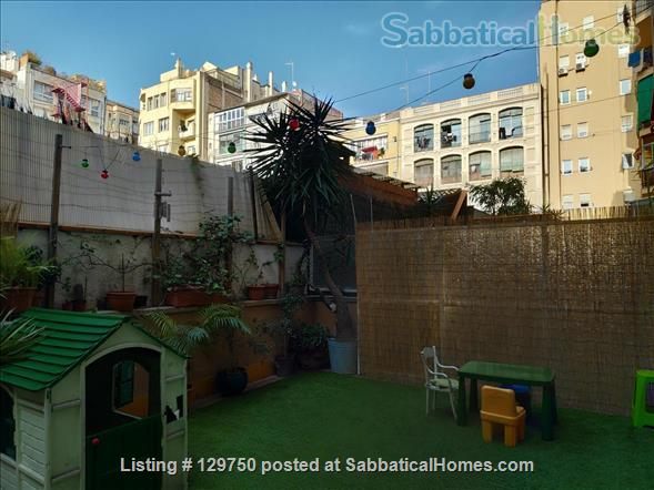 Spacious 3 bedroom apartment with 2 large patios in the center of Barcelona Home Rental in Barcelona, CT, Spain 8