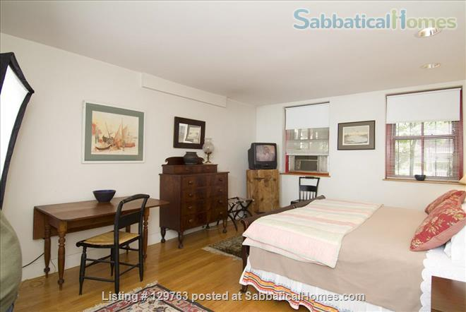 LOVELY FURNISHED STUDIO IN CHARMING BROWNSTONE (M365ST) Home Rental in Boston, Massachusetts, United States 0