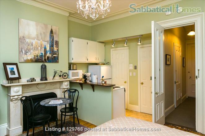 Comfortable Furnished Studio Condo (M306B) Home Rental in Boston, Massachusetts, United States 1