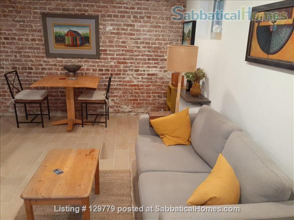 Cozy  English Basement Apt in pleasant Cleveland Park DC Home Rental in Washington, District of Columbia, United States 0