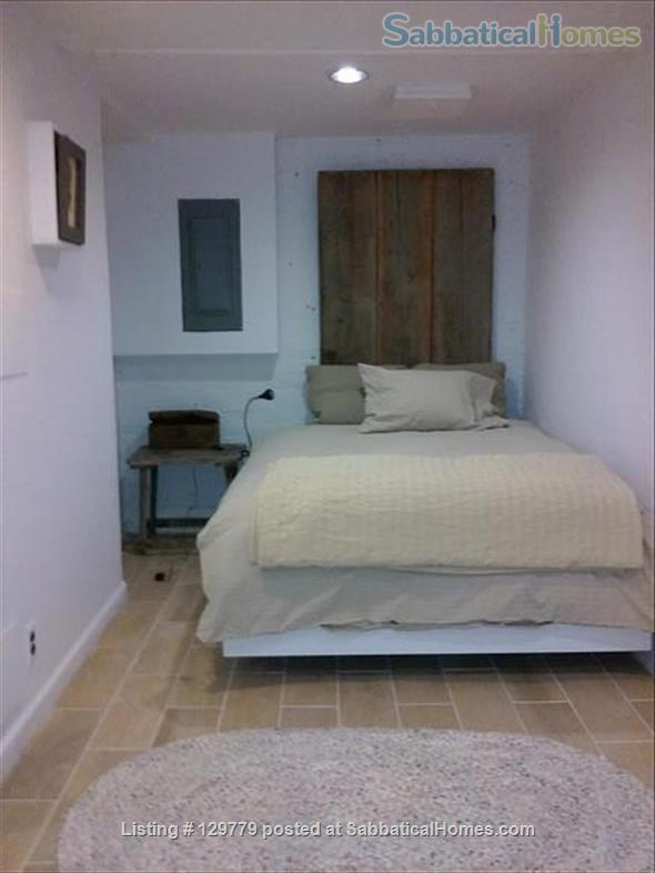 Cozy  English Basement Apt in pleasant Cleveland Park DC Home Rental in Washington, District of Columbia, United States 2