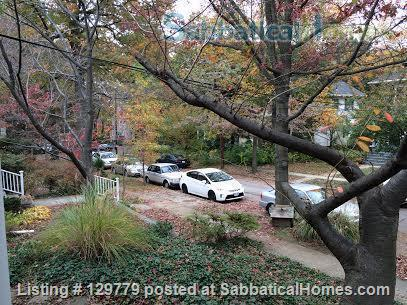 Cozy  English Basement Apt in pleasant Cleveland Park DC Home Rental in Washington, District of Columbia, United States 6