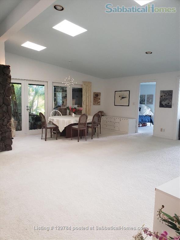 Upper Kaimuki/Kahala, beautiful furnished home  08/01/2021-10/31/2021 Home Rental in Honolulu, Hawaii, United States 1