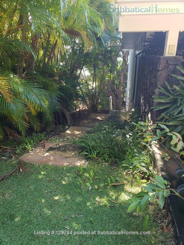 Upper Kaimuki/Kahala, beautiful furnished home  08/01/2021-10/31/2021 Home Rental in Honolulu, Hawaii, United States 2