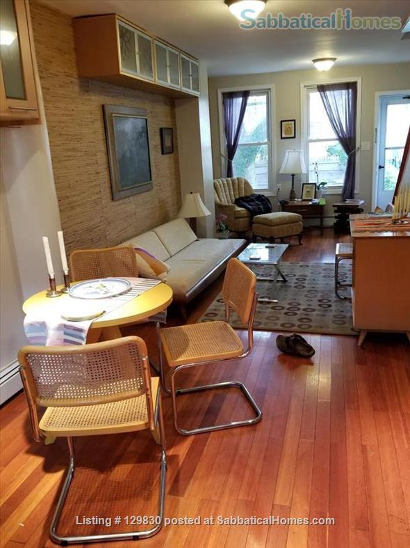 Private Victorian home close to everything Home Rental in Jersey City, New Jersey, United States 1