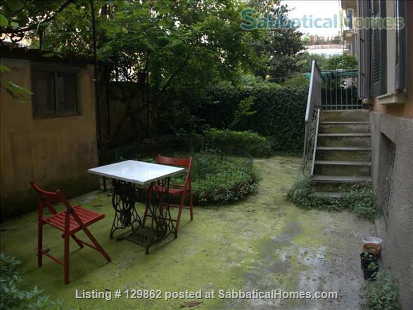 Wonderful apartment with private garden in the center of Milan (Porta Romana) Home Rental in Milan, Lombardia, Italy 9