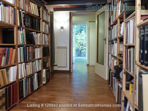 Wonderful apartment with private garden in the center of Milan (Porta Romana) Home Rental in Milan, Lombardia, Italy 1