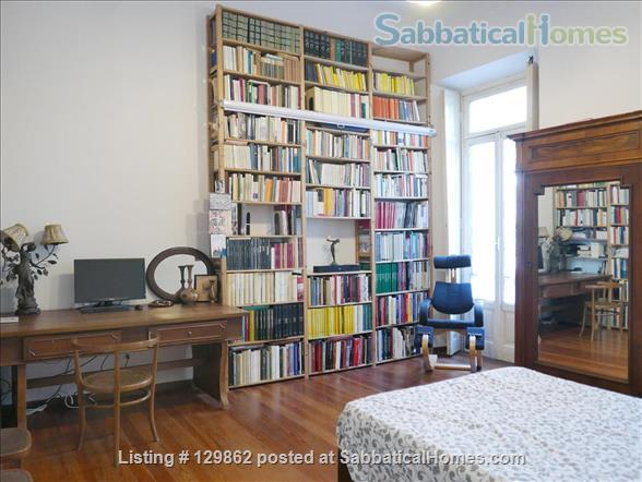 Wonderful apartment with private garden in the center of Milan (Porta Romana) Home Rental in Milan, Lombardia, Italy 0