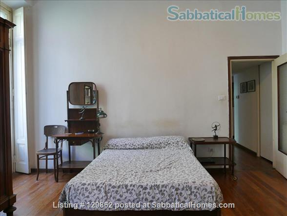 Wonderful apartment with private garden in the center of Milan (Porta Romana) Home Rental in Milan, Lombardia, Italy 2