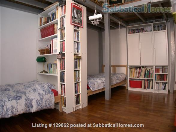 Wonderful apartment with private garden in the center of Milan (Porta Romana) Home Rental in Milan, Lombardia, Italy 3