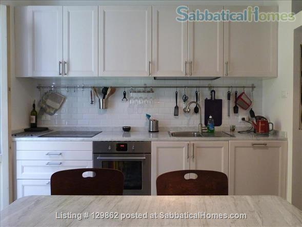 Wonderful apartment with private garden in the center of Milan (Porta Romana) Home Rental in Milan, Lombardia, Italy 4