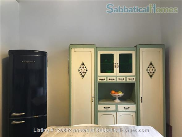 Wonderful apartment with private garden in the center of Milan (Porta Romana) Home Rental in Milan, Lombardia, Italy 5