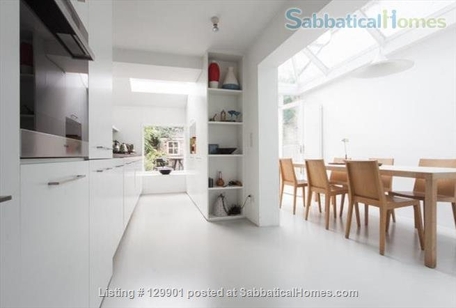 listing image for Striking Georgian house & garden in heritage zone, Central London/SouthBank