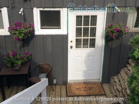 COZY WALKOUT BASEMENT SUITE (NEAR UNIVERSITY OF ALBERTA) $965.00 Home Rental in Edmonton, Alberta, Canada 0