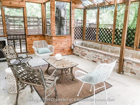 Quiet  S Austin 3bd/2ba + home office, walk to St Eds, 3 miles to UT Home Rental in Austin, Texas, United States 7