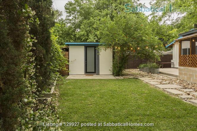 Quiet  S Austin 3bd/2ba + home office, walk to St Eds, 3 miles to UT Home Rental in Austin, Texas, United States 8