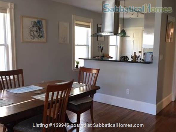 Beautiful, light, airy 2BR apartment in Inman Square Home Rental in Cambridge, Massachusetts, United States 3