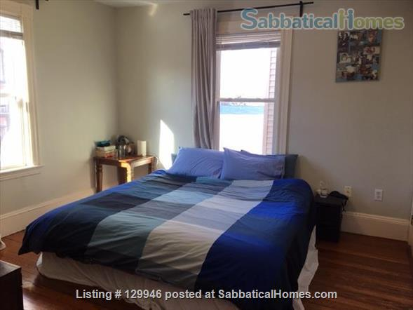 Beautiful, light, airy 2BR apartment in Inman Square Home Rental in Cambridge, Massachusetts, United States 4