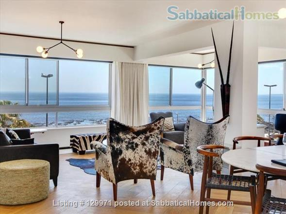 Sea Point Beachfront with Ocean Views, Cape Town, South Africa Home Rental in Cape Town, WC, South Africa 1