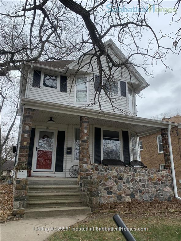 3 bed 2 bath Historical Home in Vilas Neighborhood Home Rental in Madison, Wisconsin, United States 1