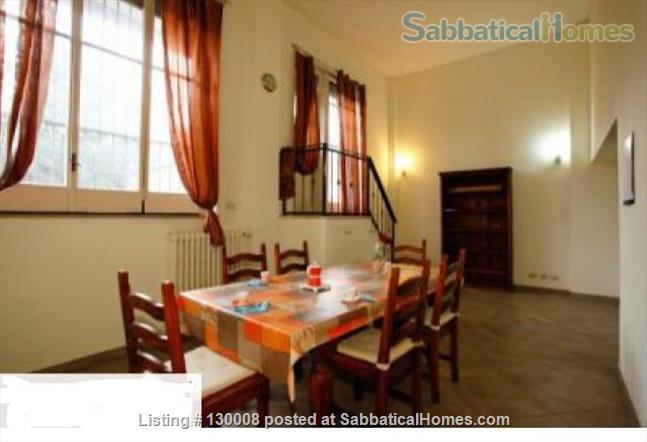 Rome Flaminio - 2 bedroom loft  with patio Home Rental in Roma, Lazio, Italy 1