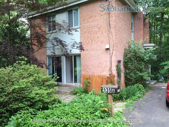 EXCEPTIONAL 3-LEVEL/4-BEDROOM/3-BATH HOME WITH LARGE WOODED YARD IN GREENBELT, MD Home Rental in Greenbelt, Maryland, United States 1