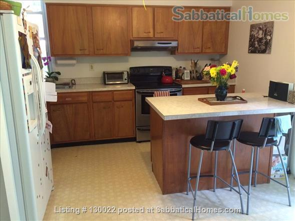 EXCEPTIONAL 3-LEVEL/4-BEDROOM/3-BATH HOME WITH LARGE WOODED YARD IN GREENBELT, MD Home Rental in Greenbelt, Maryland, United States 3