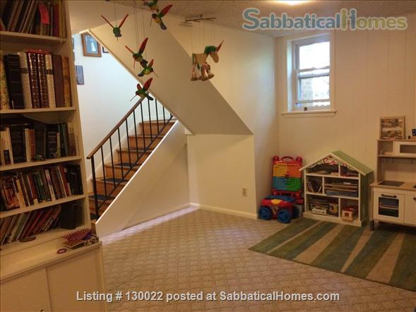 EXCEPTIONAL 3-LEVEL/4-BEDROOM/3-BATH HOME WITH LARGE WOODED YARD IN GREENBELT, MD Home Rental in Greenbelt, Maryland, United States 5