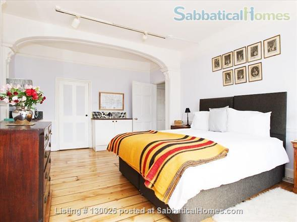 Light and Spacious Studio (40m2) in Central London Townhouse - Near Tower Bridge Home Rental in Greater London, England, United Kingdom 1
