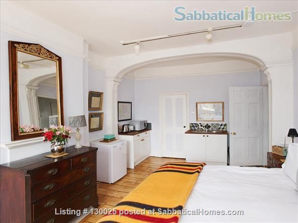 Light and Spacious Studio (40m2) in Central London Townhouse - Near Tower Bridge Home Rental in London, England, United Kingdom 3
