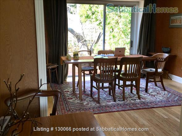 Cozy gem with garden and ocean views, close to UVic Home Exchange in Victoria, British Columbia, Canada 2