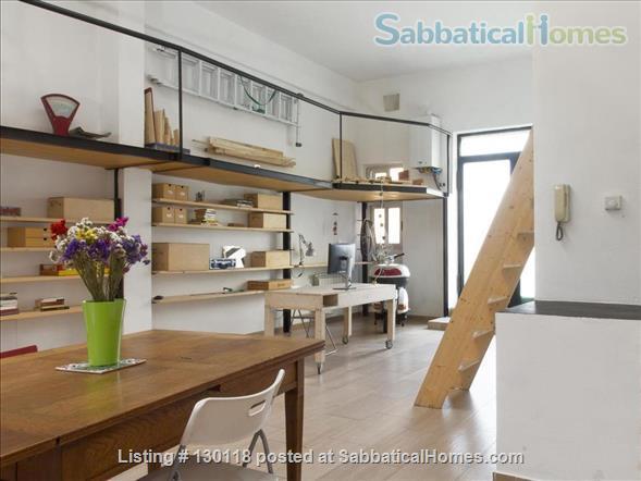 Loft in Rome Home Rental in Rome, Lazio, Italy 2