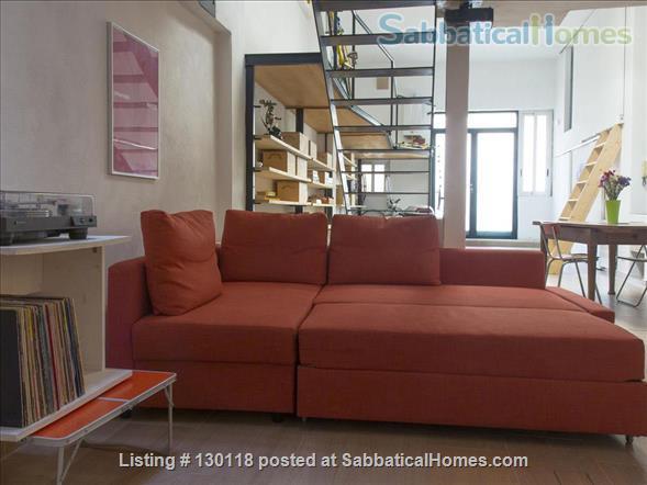 Loft in Rome Home Rental in Rome, Lazio, Italy 3