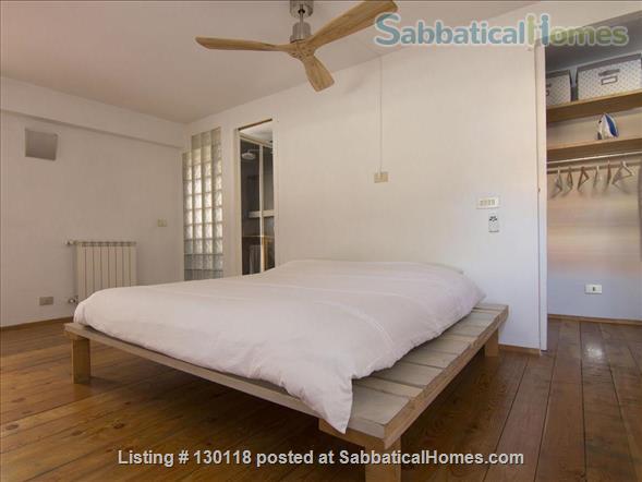 Loft in Rome Home Rental in Rome, Lazio, Italy 4