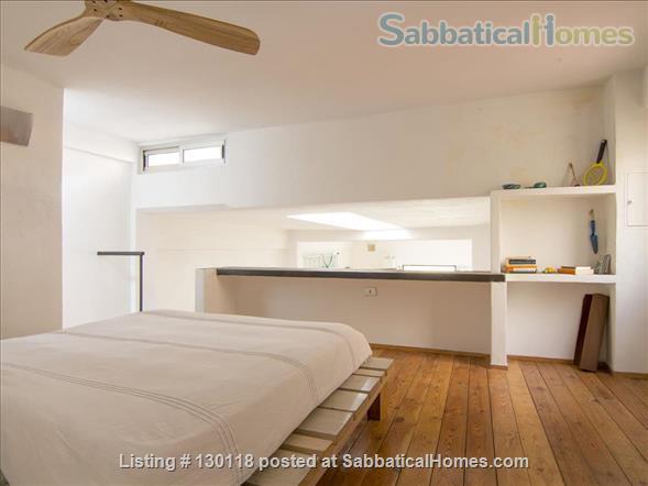 Loft in Rome Home Rental in Rome, Lazio, Italy 5