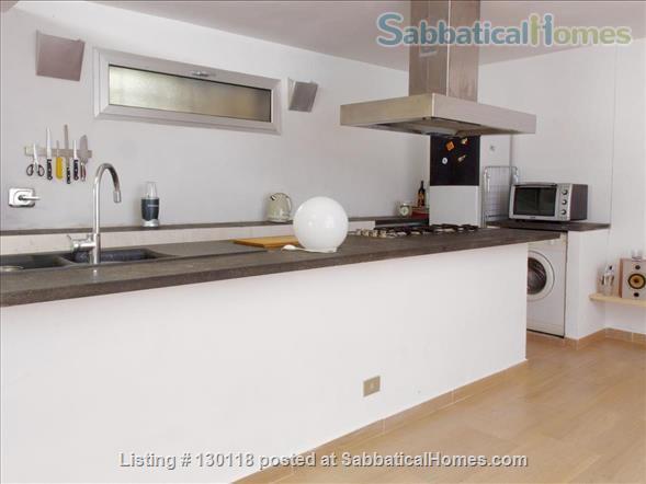 Loft in Rome Home Rental in Rome, Lazio, Italy 7