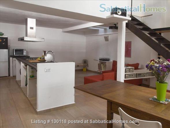 Loft in Rome Home Rental in Rome, Lazio, Italy 8