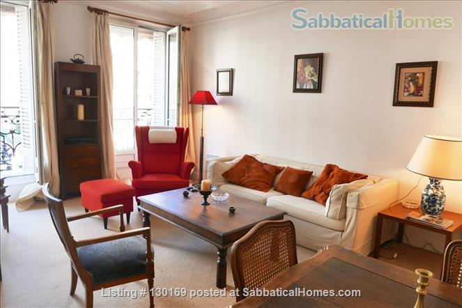 1BR Stylish French Apartment -Elevator - Center Latin quarter  Home Rental in Paris, Île-de-France, France 0