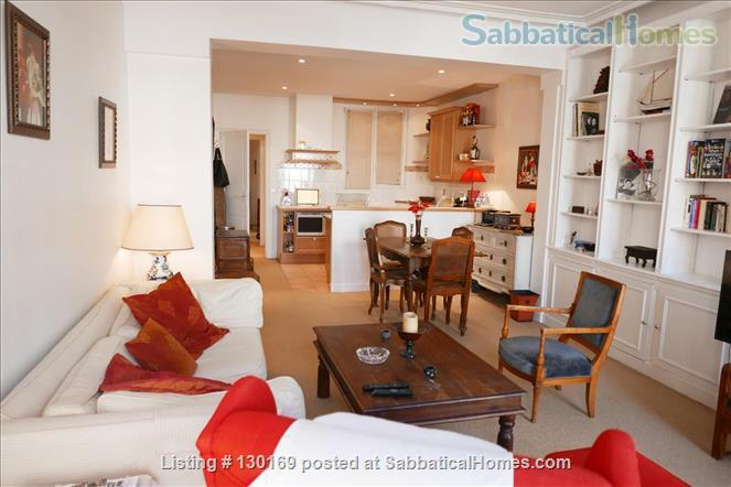 1BR Stylish French Apartment -Elevator - Center Latin quarter  Home Rental in Paris, Île-de-France, France 3