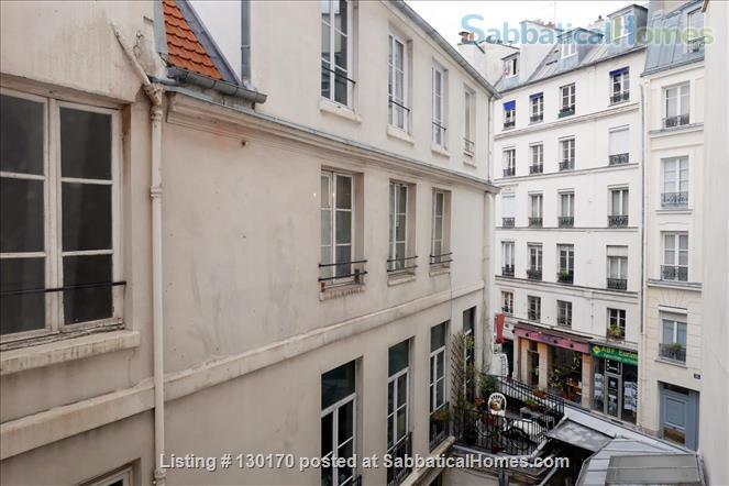 Unique apt for 6 - Center Le Marais. Home Rental in Paris, Île-de-France, France 9