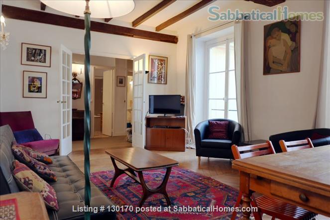 Unique apt for 6 - Center Le Marais. Home Rental in Paris, Île-de-France, France 3